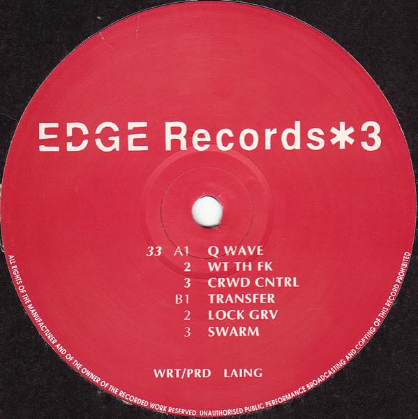 DJ Edge - *3