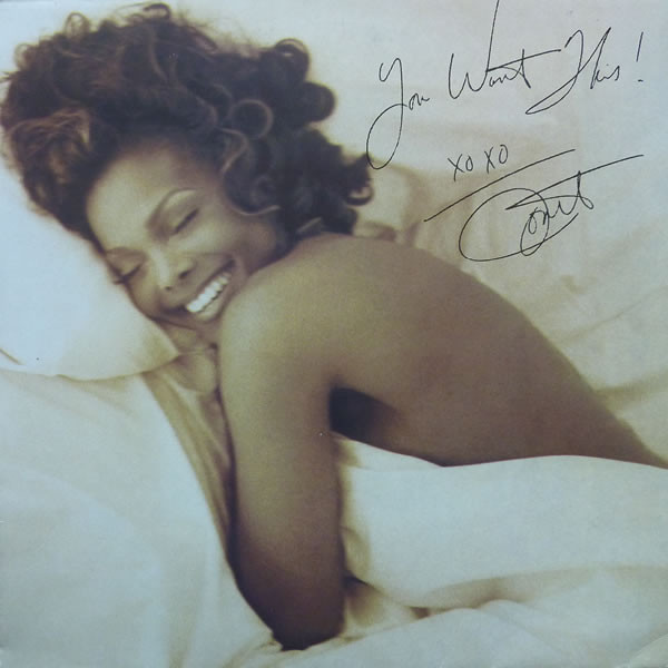 Janet Jackson? - You Want This