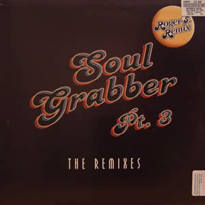 PAUL JACOBS - SOUL GRABBER PART 3 (THE REMIXES)
