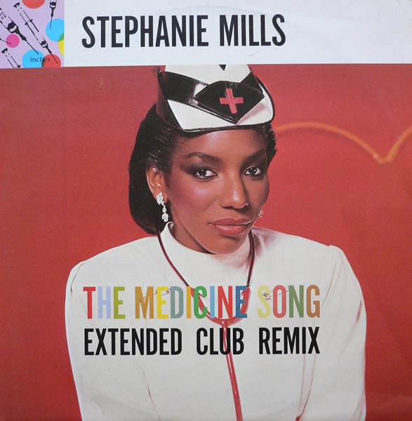 Stephanie Mills - The Medicine Song (Extended Club Remix)