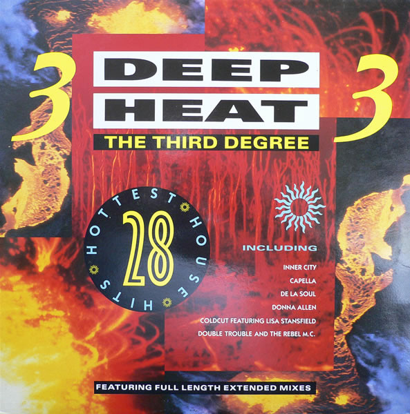 Various - Deep Heat 3 - The Third Degree