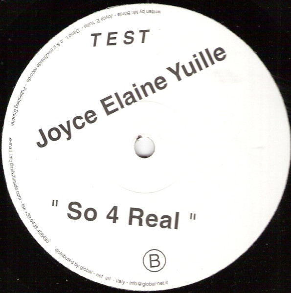Mix2Inside & Joyce Elaine Yuille - So 4 Real