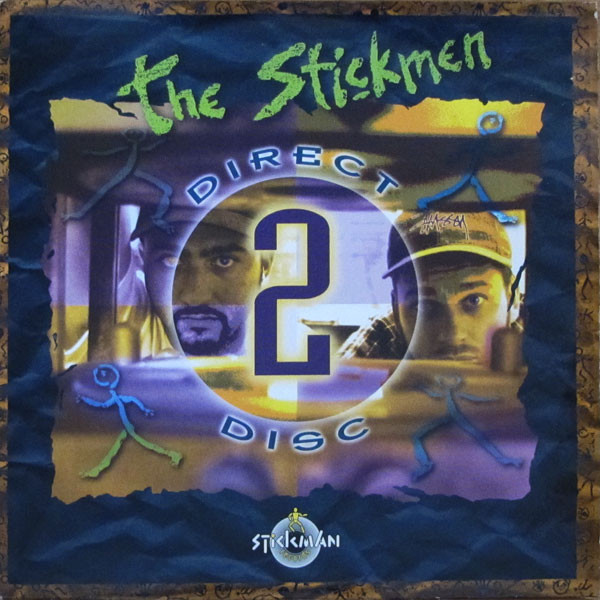 The Stickmen - Direct 2 Disc