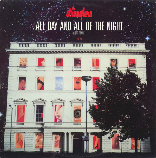 The Stranglers - All Day And All Of The Night (Jeff Remix)
