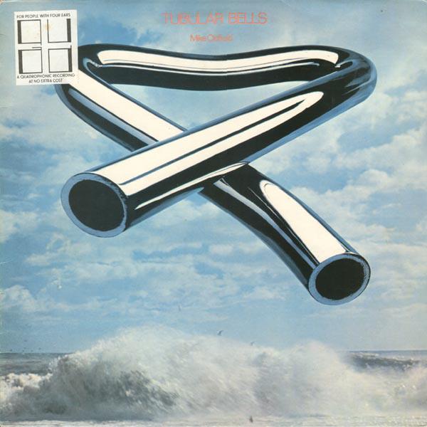 Mike Oldfield - Tubular Bells (Quadrophonic)