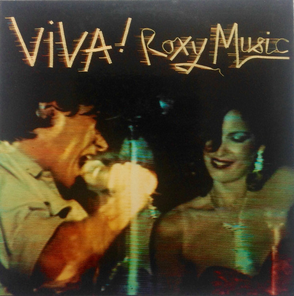 Roxy Music - Viva! Roxy Music (The Live Roxy Music Album)