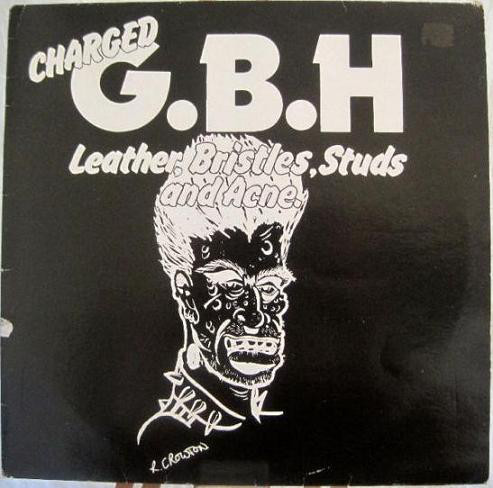 Charged G.B.H - Leather, Bristles, Studs And Acne