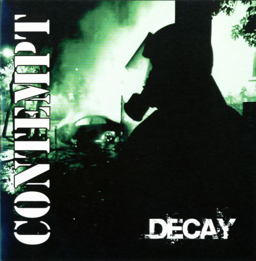 Contempt / R.A.M-M.A.N - Decay / Death Technology