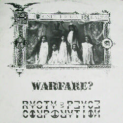Warfare?/ Rasta & Peace Corporation ?? - Ai Confini Della Realt