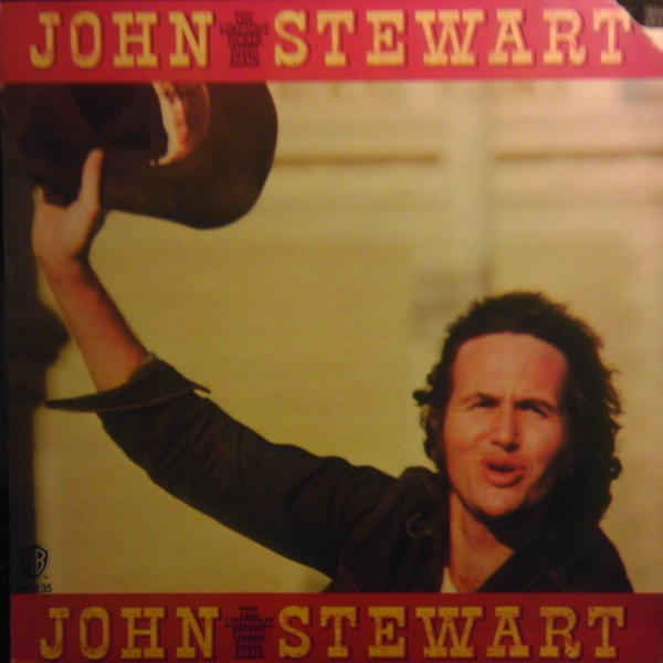 John Stewart - The Lonesome Picker Rides Again