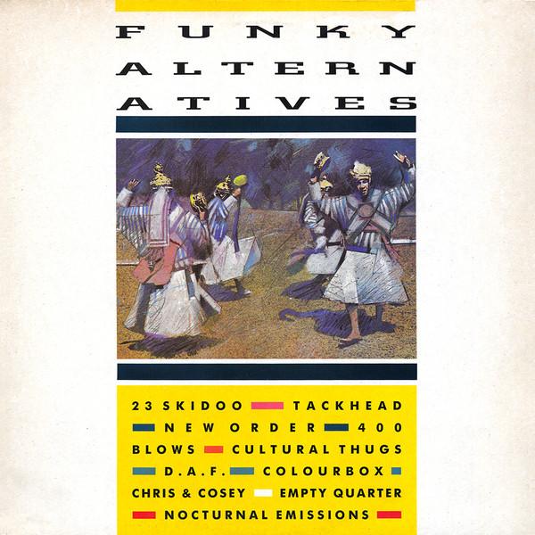 Various - Funky Alternatives Volume 1