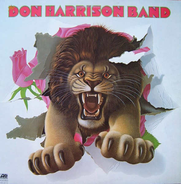 The Don Harrison Band - The Don Harrison Band