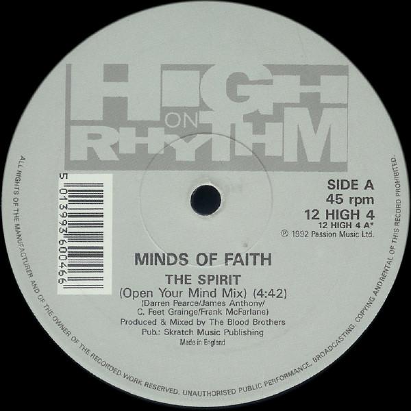 Minds Of Faith - The Spirit