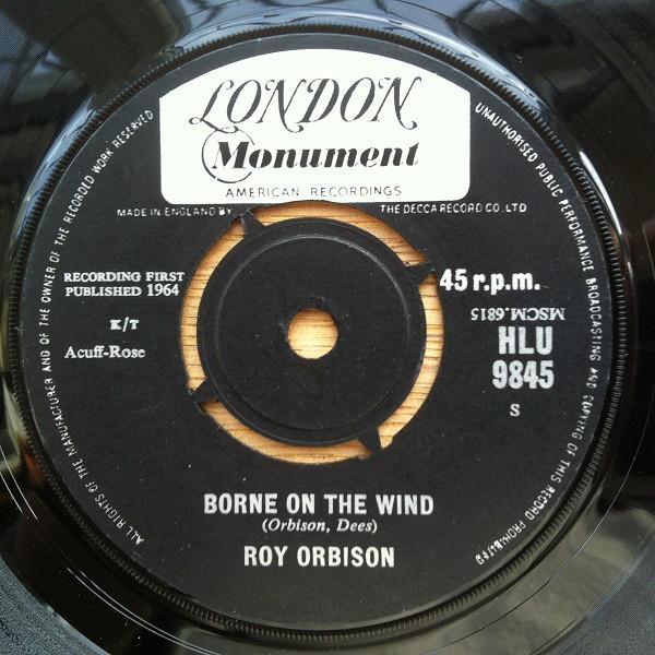 Roy Orbison - Borne On The Wind