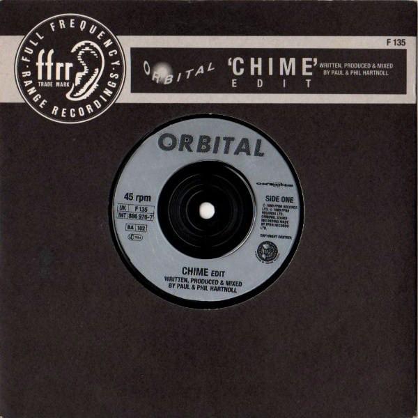 Orbital - Chime (Edit)