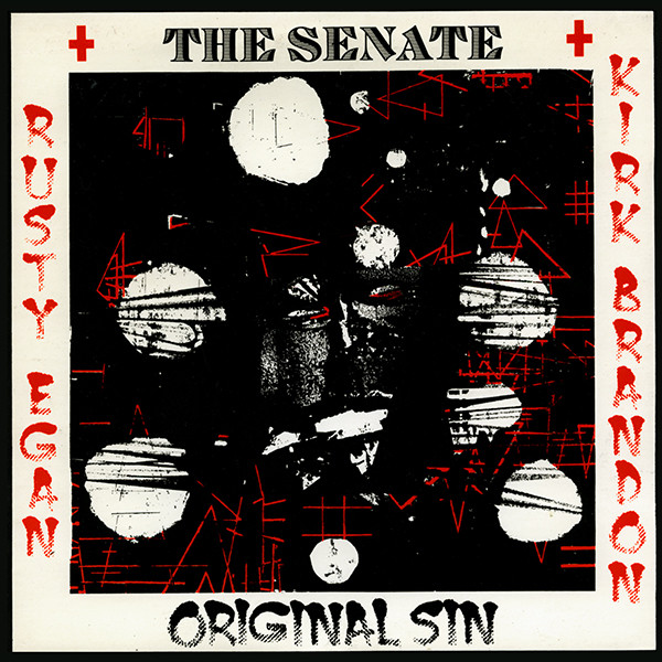 The Senate / Theatre Of Hate - Original Sin / Westworld