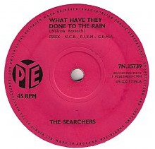 The Searchers - What Have They Done To The Rain
