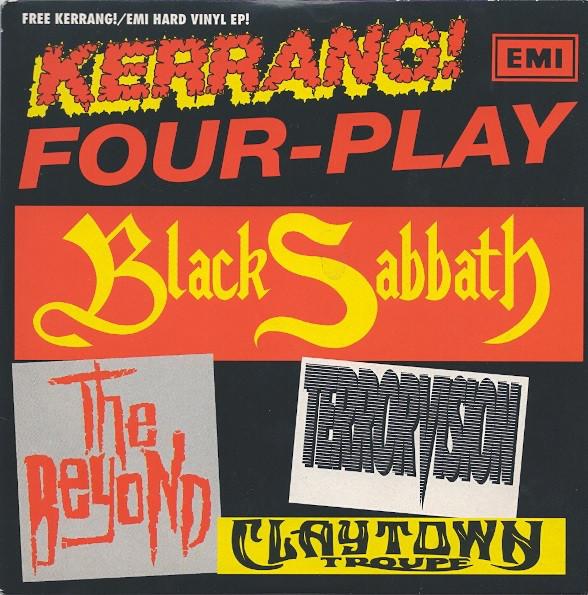 Various - Kerrang! Four-Play
