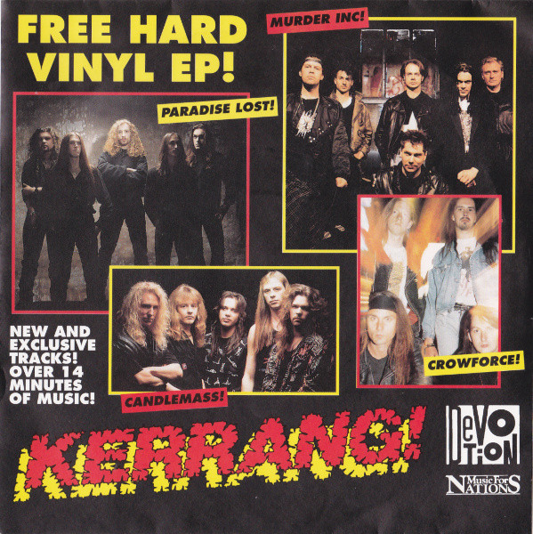 Various - Free Hard Vinyl EP!