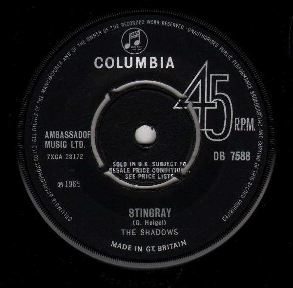 The Shadows - Stingray