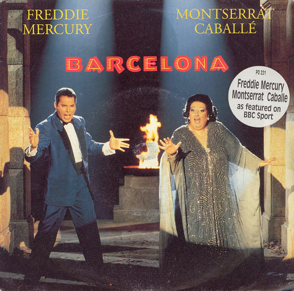 Freddie Mercury & Montserrat Caball? - Barcelona