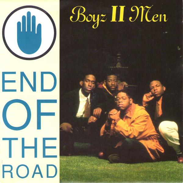 BOYZ II MEN - End Of The Road - 45T x 1