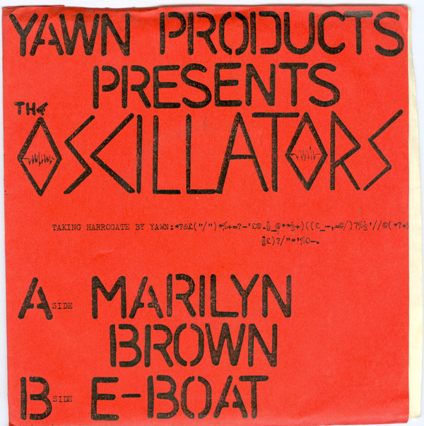 The Oscillators - Marilyn Brown