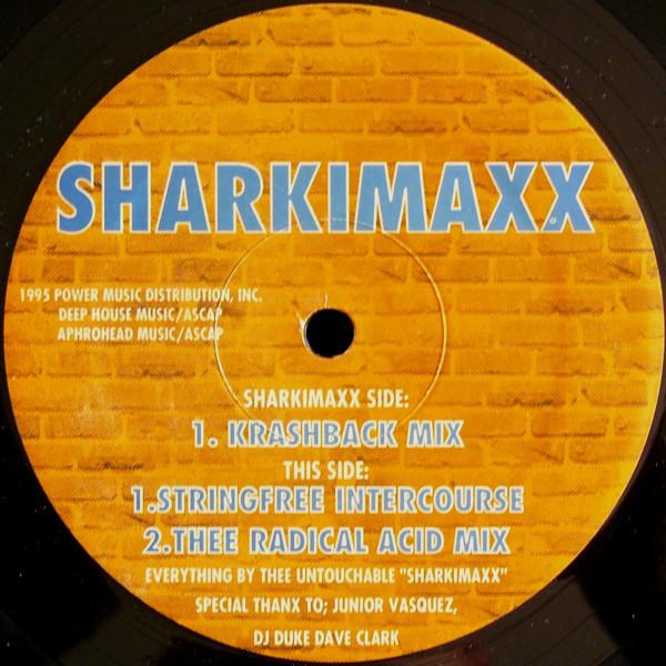 SHARKIMAXX - KRASHBACK EP