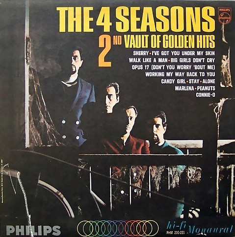 The 4 Seasons - 2nd Vault Of Golden Hits