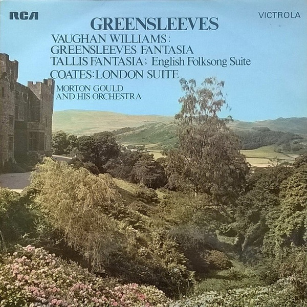 Morton Gould Orchestra, Vaughan Williams, Coates - Greensleeves