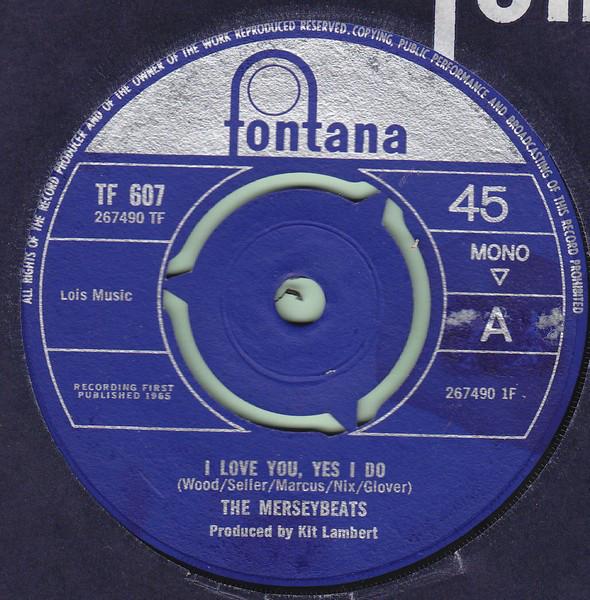 The Merseybeats - I Love You, Yes I Do