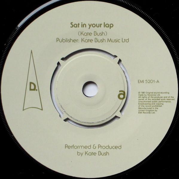 Kate Bush - Sat In Your Lap