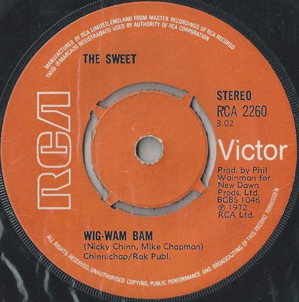 The Sweet - Wig-Wam Bam