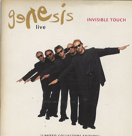Genesis - Invisible Touch (Live)