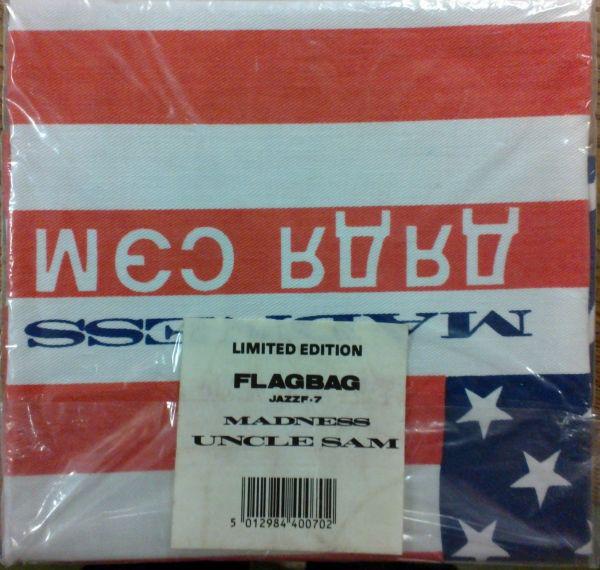 Madness - Uncle Sam (Flag Bag)