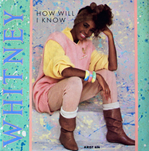 Whitney Houston - How Will I Know