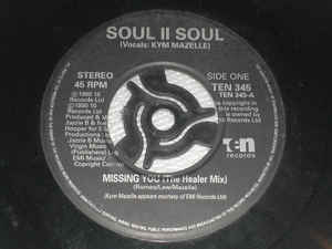 Soul II Soul - Missing You