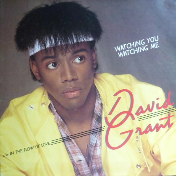 David Grant - Watching You, Watching Me