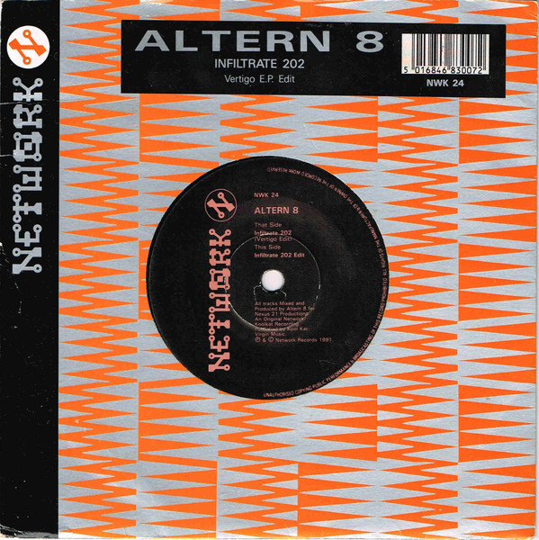Altern 8 ? - Infiltrate 202 (Vertigo E.P. Edit)