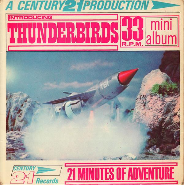 Sylvia Anderson / Peter Dyneley / David GrahaM -  Introducing Thunderbirds