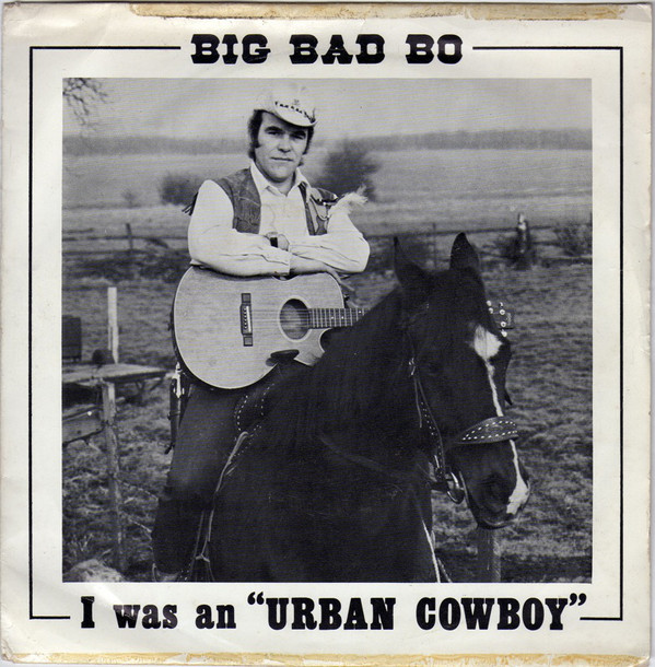 Big Bad Bo - I Was An