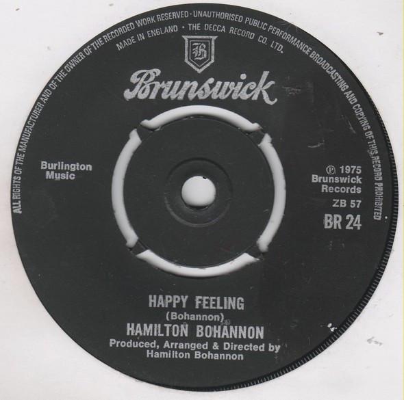 Hamilton Bohannon - Happy Feeling