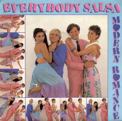 Modern Romance - Everybody Salsa