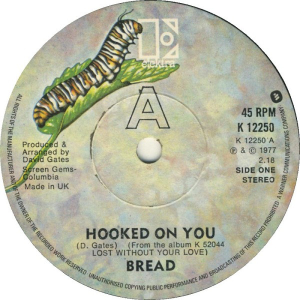 Bread - Hooked On You
