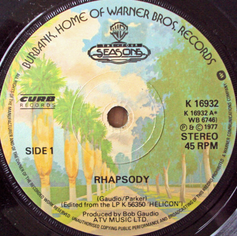 The Four Seasons - Rhapsody