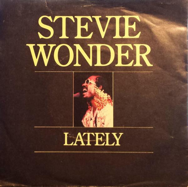 Stevie Wonder - Lately