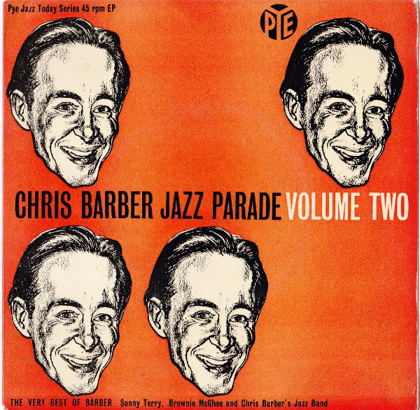 Chris Barber Jazz Band - Chris Barber Jazz Parade - Vol. 2