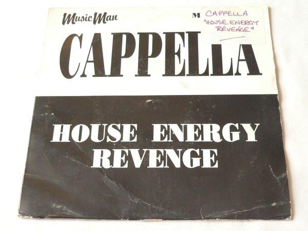 Cappella - House Energy Revenge