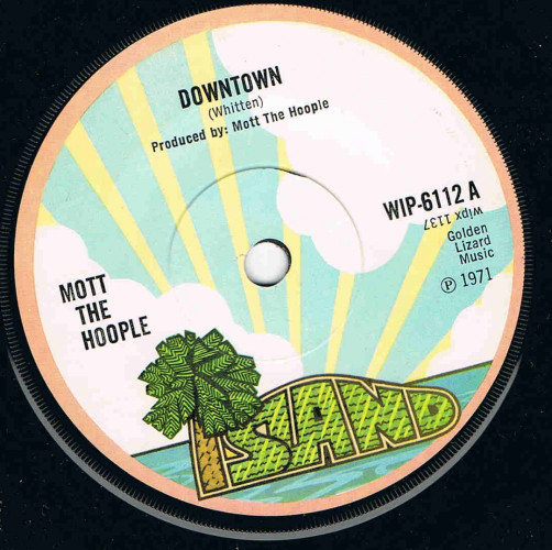 Mott The Hoople - Downtown