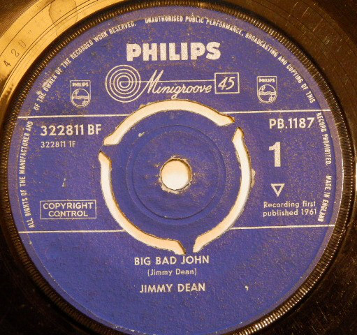 Jimmy Dean - Big Bad John